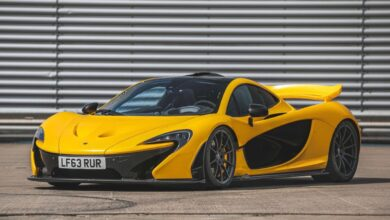 Photo of First Customer McLaren P1 is accessible to be bought