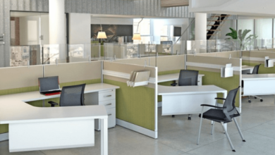 Photo of BENEFITS OF A MOVABLE CUBICLE