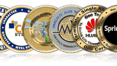 Photo of SIGNIFICANCE OF CUSTOM CHALLENGE COINS IN THE BUSINESS