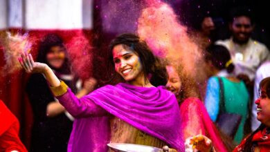 Photo of TOP 10 MOST COLORFUL FESTIVALS IN THE WORLD