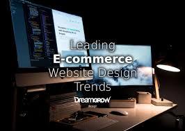 Photo of E-commerce web design elements the latest web design trends.