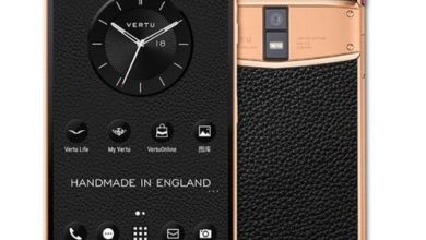Photo of Vertu Android Mobile Phones & Smartphones for Sale in Vertuofficial.com