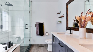 Photo of Want to Revamp Your Small Bathroom? Take Advantage of These Creative Tips