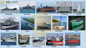 Photo of 4 Types of Boats