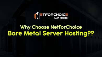Photo of Why Choose NetForChoice Bare Metal Server Hosting??