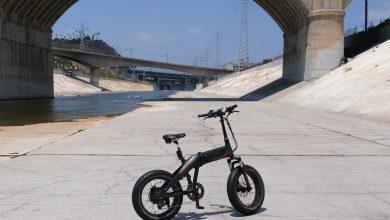 Photo of Pros of the folding bike