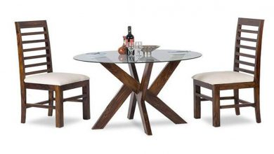 Photo of Elegant Modern Dining Table Sets for Royal Experience and Best Recollections!