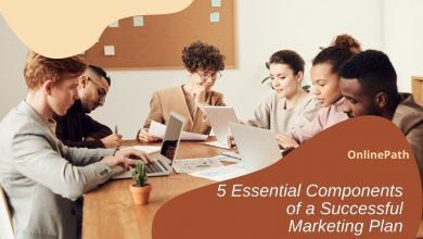 Photo of 5 Essential Components of a Successful Marketing Plan