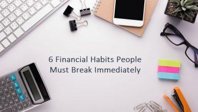 Photo of 6 Financial Habits People Must Break Immediately