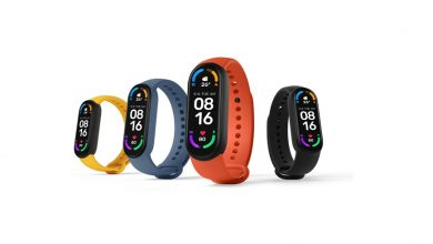 Photo of Xiaomi's latest and most stunning smartwatch – Mi Band 6