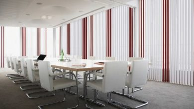 Photo of 10 Benefits Of Using Office Curtains
