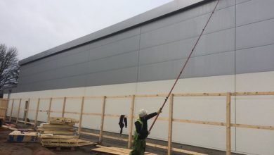 Photo of Consultation & satisfactory Cladding Cleaning Services