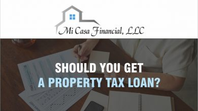 Photo of Should You Get a Property Tax Loan?