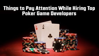 Photo of Things to Pay Attention While Hiring Top Poker Game Developers