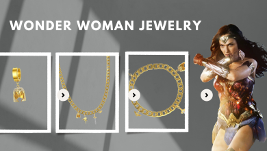 Photo of Shop for the Best Wonder Woman Jewelry Inspired Ornaments!