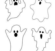 Photo of Some Halloween Drawingfor kids to Draw and enjoy