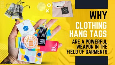 Photo of Why Clothing Hang tags are a Powerful Weapon in the Field of Garments