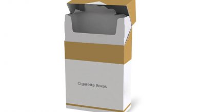 Photo of Making Cigarette Boxes at Home in a Few Simple Steps