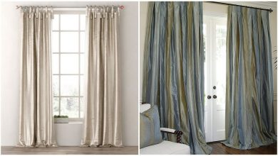 Photo of 10 Benefits of Silk CurtainsUsing For Your Homes