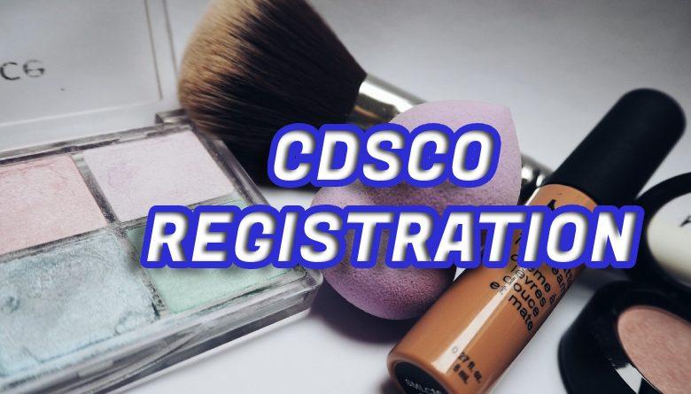 CDSCO Registration