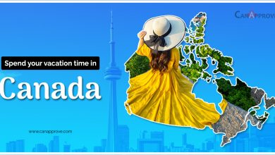Photo of Spend your vacation time in Canada