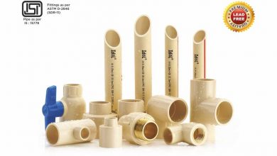 Photo of PVC pipe