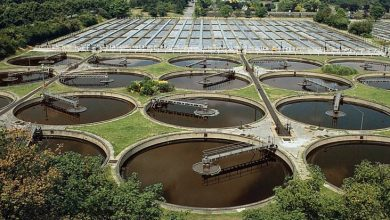 Photo of Wastewater  Treatment Complete Detail